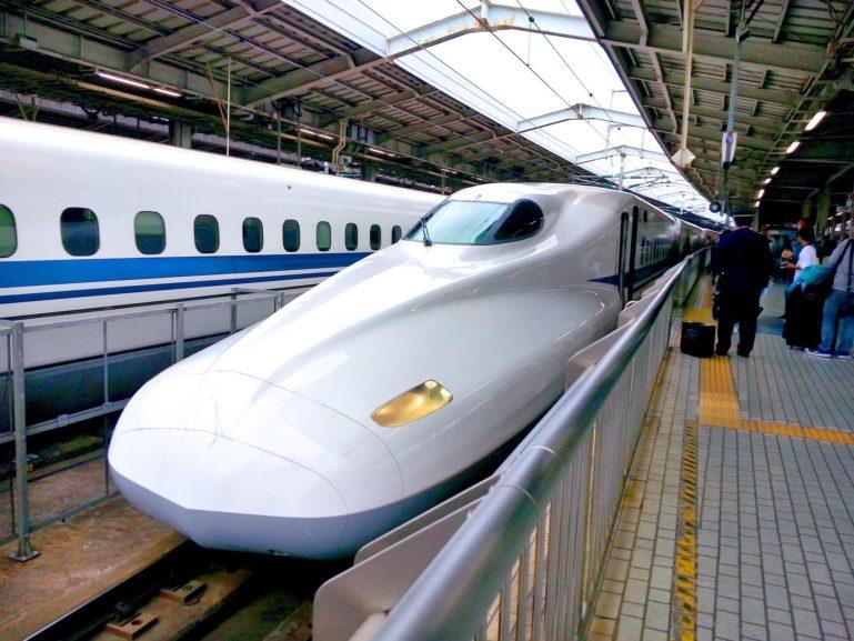 Bullet Train 1540467 1920