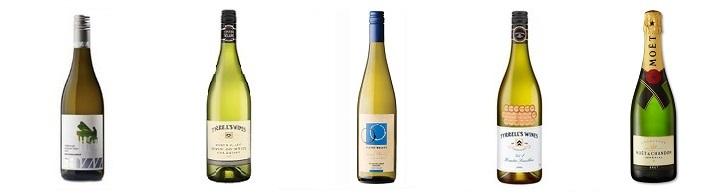Whites Wines 2017 18