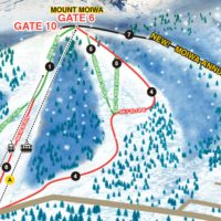 Moiwa-Trail-Map