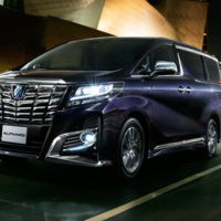 Alphard Outside 2