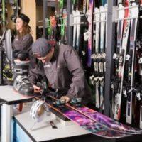 Rhythm Skis