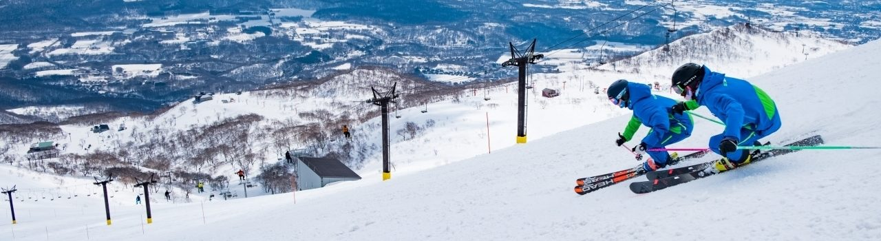 Niseko private ski and snowboard lessons