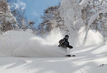 Niseko backcountry