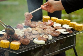 Niseko barbecues
