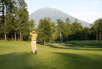 Niseko Yotei golf