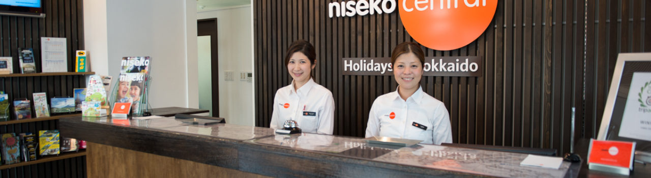 Nc Front Desk With Meiko And Yu