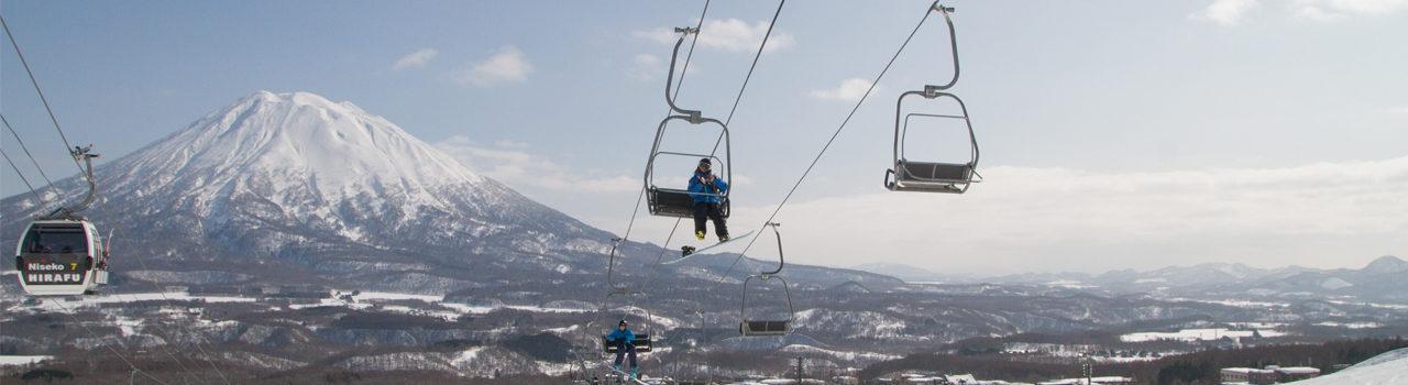 Spring Skiing Hero